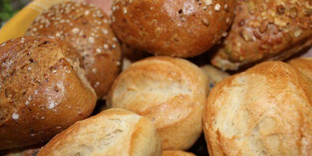 Klimatrevansch för svenskt bröd