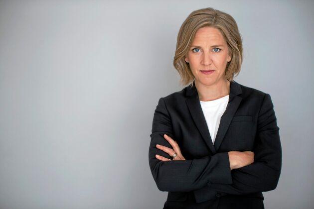 Karolina Skog (MP) är miljöminister.