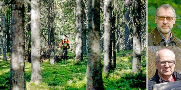 Skogen förtjänar en saklig debatt