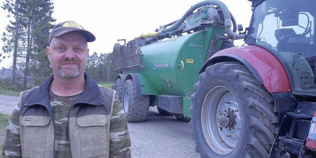 Lantbrukare kan få nyckelroll i att släcka skogsbränder