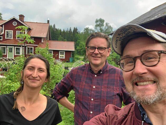 Landpodden drar till Fjärdhundraland! Där träffar vi Malin Wedrén och Mats Thorburn som berättar om organisationen och deras mål - ett samarbete som blivit en succé! Programledare Joel Linderoth.