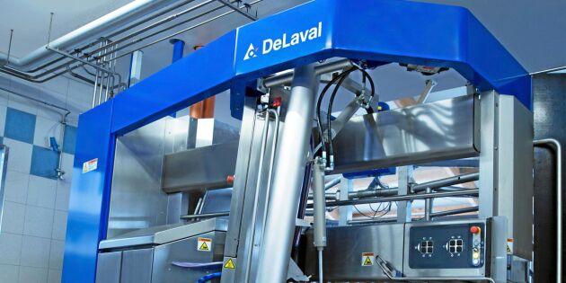 Nästa generation mjölkrobot är här