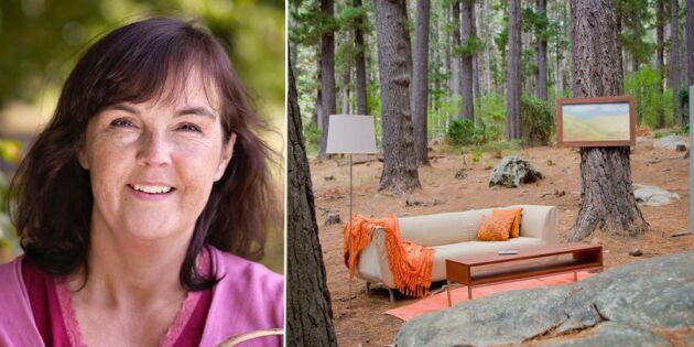 Krönika: Om konsten att flirta sig in i okänd skog