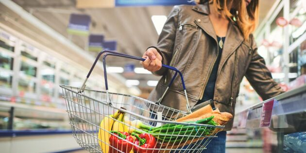 Bonden kan påverka vad konsumenterna väljer
