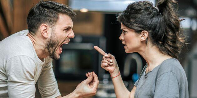 Gräl kan stärka relationen – om du gör på rätt sätt