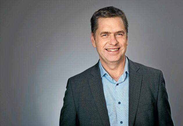 – Vi vill skapa en plattform för framtida utveckling av tekniken, som bas för nästa steg, säger Roger Johansson.