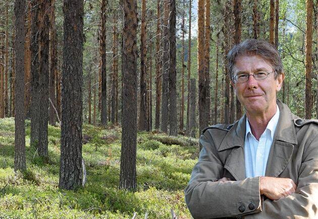 Att inte bruka sin skog är att missbruka för framtiden, skriver Pär Fornling.
