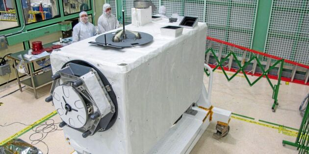 Världens skog kartläggs med laser från rymden