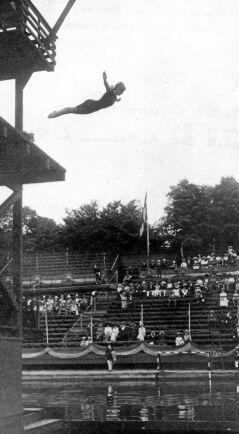 Greta Johansson utförde sitt hisnande guldhopp. Sedan tog hon spårvagnen hem. Omedveten om att hon radikalt hade förändrat synen på kvinnors idrottande.