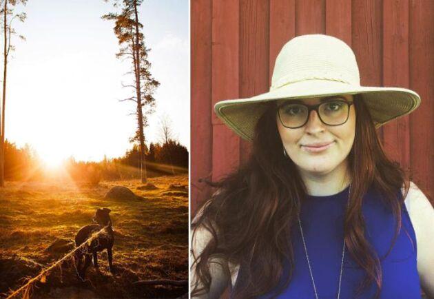Majja Almqvist är inte bitter men på väg att bli rädd. Läs hennes debattinlägg på Land.se.