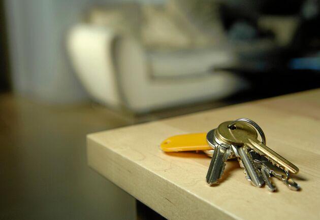 Har du också svårt för att lägga nycklar på bordet?
