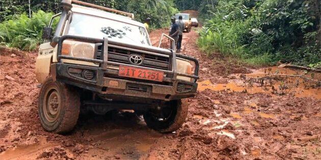 ATL TV: Tuffa utmaningar i regnskogen