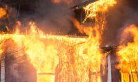 Lantbrukare slöt upp när 150 mjölkkor brann inne