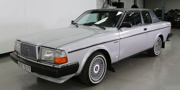 Spana in unika Volvon som auktioneras ut – finns bara i 100 exemplar