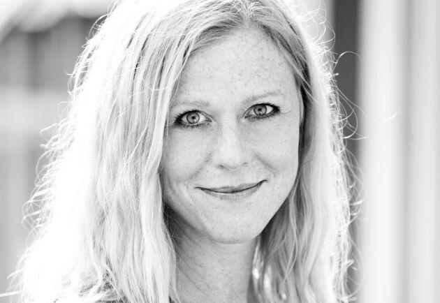 Anna-Kajsa Lidell, en av grundarna av Food for Progress, anser att sojan är svårslagen när det handlar om att bygga köttliknande strukturer, men att den kan bana väg för svenska proteingrödor på sikt.