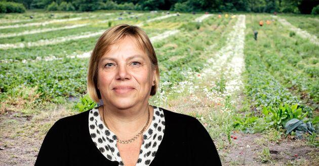 Ungdomar måste känna att de gröna näringarna är en framtidsbransch, skriver Lena Johansson i sin ledare.