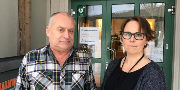 Anställda på Skatteverket i Sollefteå: 200 års erfarenhet kastas bort