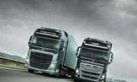 Utsikter 2017 i fokus för Volvo Lastvagnar