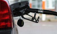 Höjda priser för bensin och diesel