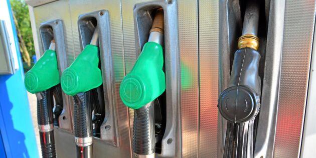 Höjd dieselskatt för de gröna näringarna