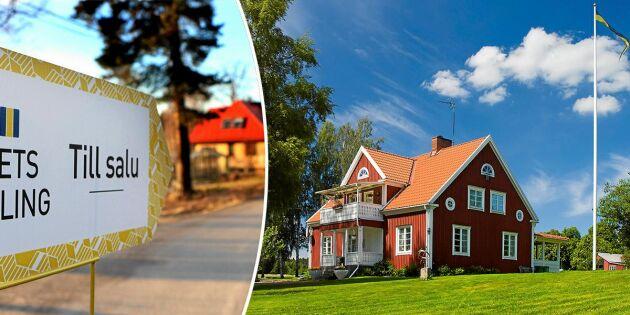 Topp 10: Här har bostadspriserna stigit allra mest i hela landet