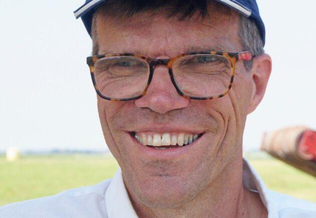 Peter Malm, vattenrådgivare på HIR Skåne.