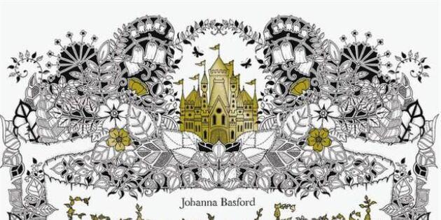 Ny kreativ avkoppling: 10 populära målarböcker för vuxna