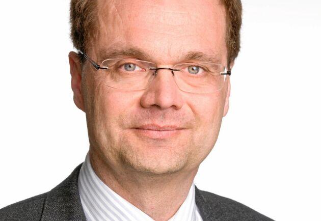 Jimmy Larsson, Segmentschef Skog & Lantbruk LRF Konsult.