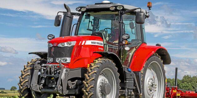 Handlarna tappar miljoner på traktorförsäljningen