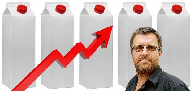 Priserna har ökat på fem auktioner i rad på Global Dairy Trade.