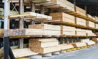 Bergs Timber redovisar högre resultat trots pandemin