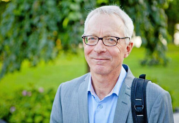 Lars-Erik Lundkvist, näringspolitisk expert på LRF.