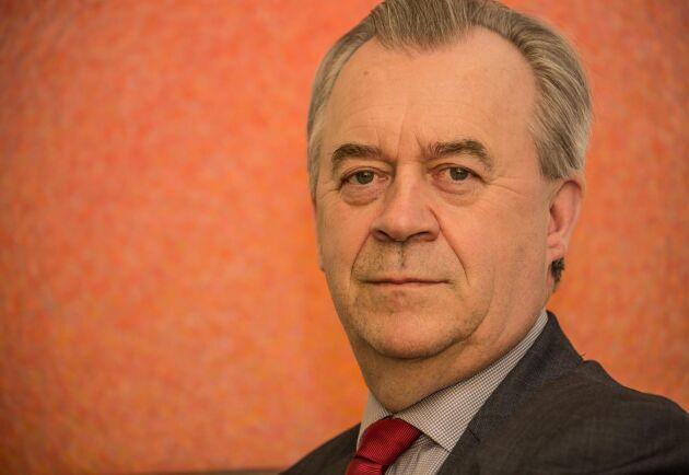 Landsbygdsminister Sven-Erik Bucht (s) ser inte en nu regeringsbildning som ett hot mot den nationella livsmedelsstrategin.