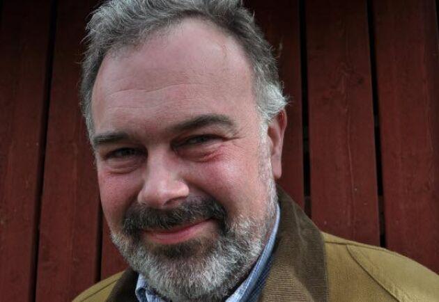 Patrik Ohlsson, ordförande LRF Värmland.