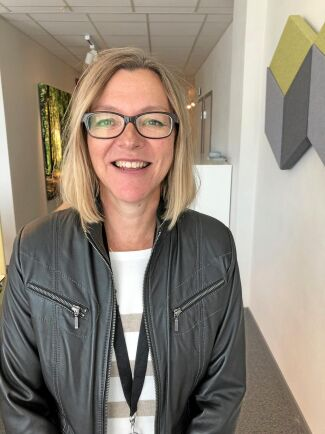 Lisbeth Waider, teamledare vid Migrationsverket.