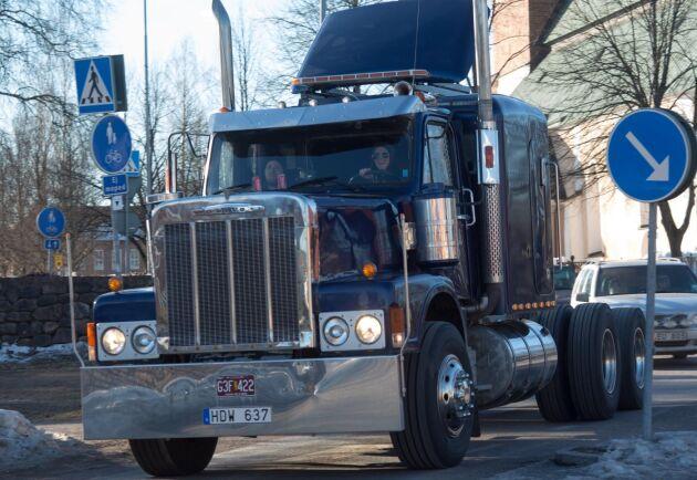 Orderingången på tunga lastbilar i USA sjönk med 70 procent i maj 2019, jämfört med maj 2018.