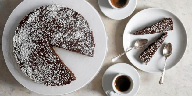 Kärleksmumskladdkaka – två älskade kakor blir en!
