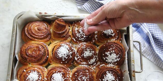 Kanelbullar - här är bästa tipsen för bakningen!