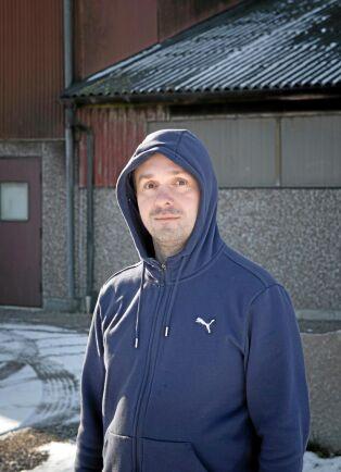 Tamas Bouchi, lagårdsförman Stefans Lantbruk.