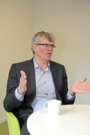 Carsten Klausen, vd Svenska Foder.