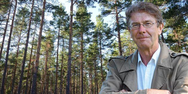 """""""Skogsindustrins valutadopning är riskabel"""""""