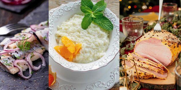 Undvik julbordets bakteriehärdar – gör så här med maten som blir över!