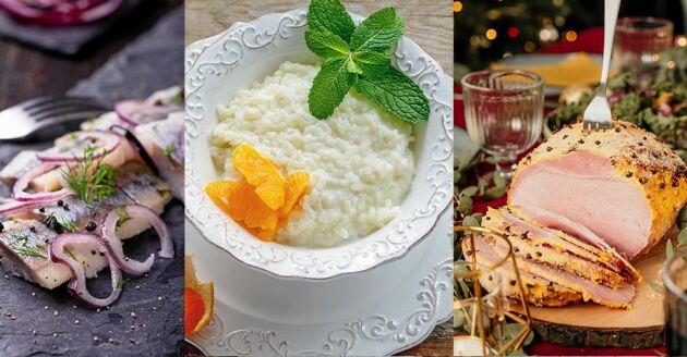 Förvara skinkan, sillen och ris à la Malta på rätt sätt. Då slipper du bli magsjuk.