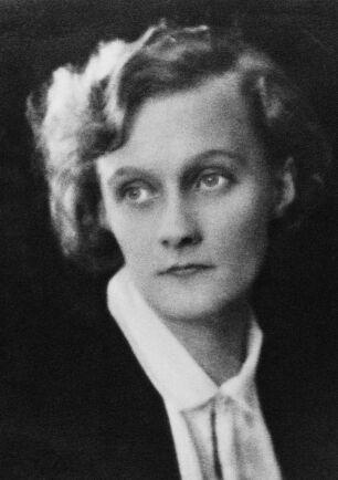 Den unga Astrid Lindgren reflekterade över krigets fasor.