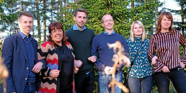 Skogsbolag i samarbete för mer jämställdhet
