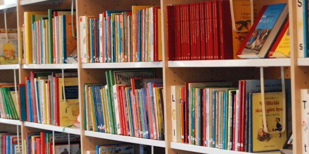 Ge begagnade böcker nytt liv på Stora Bokbytardagen