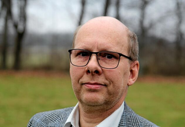 Nils-Inge Larsson, ekonomirådgivare på HIR Skåne.