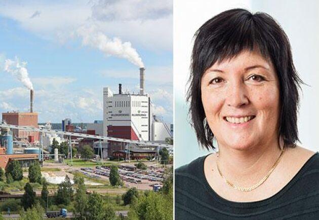 Första året som VD för Billerud Korsnäs har varit utmanande för Petra Einarsson. Bland annat har de förväntade kostnaderna för investeringen i bolagets anläggning i Gruvön fått skrivas upp.