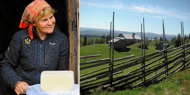 Delseger för fäbodbrukaren Anita: Stängning av verksamheten hävd