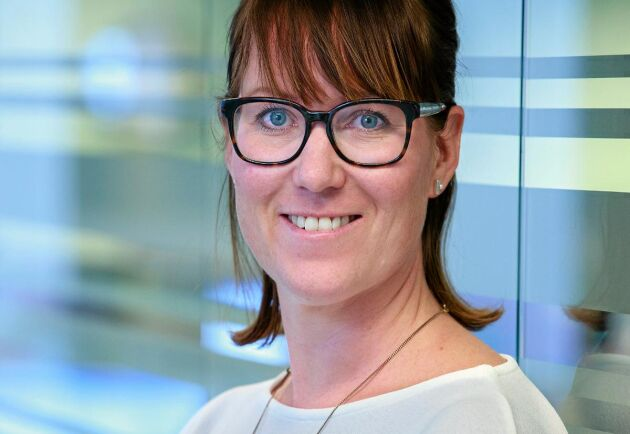 Gisela Pinto, koordinator av lokala leverantörer vid Ica Sverige.